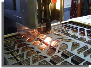 Laser Cutting & Die Making from Precision Laser, Inc